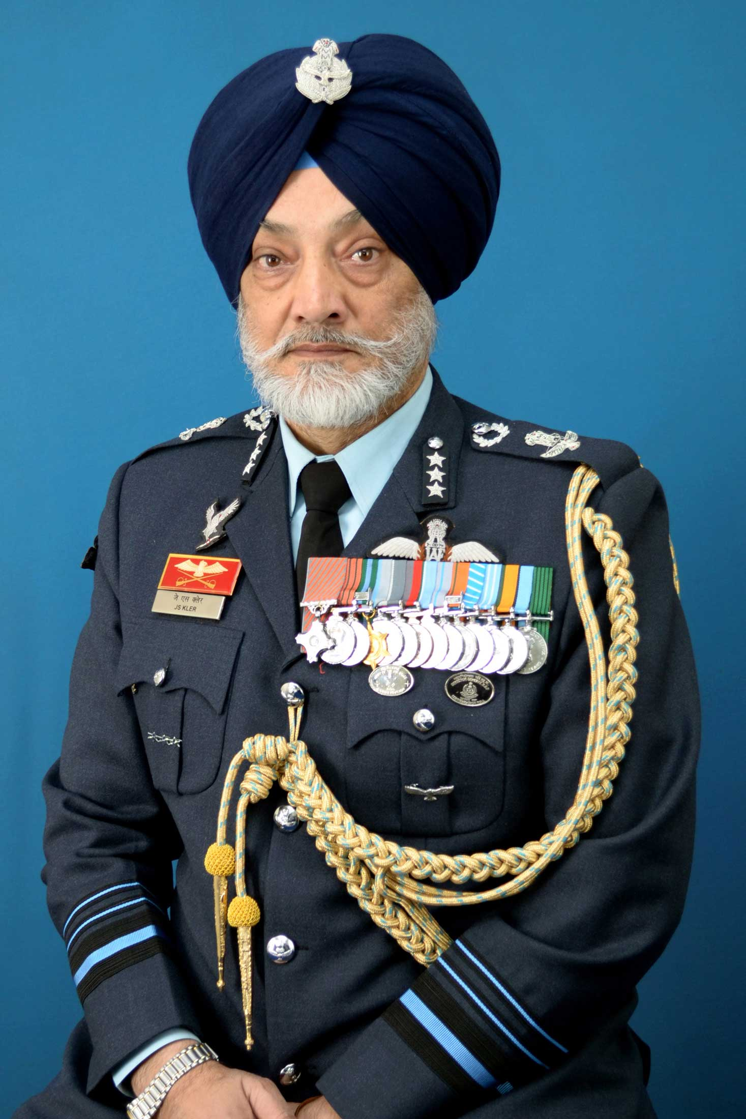 india strategic     appointments  air marshal j s kler