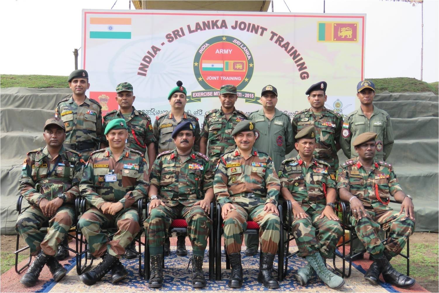 Qualifications connected with Sri Lanka plus Heritage for Civil Battle