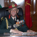 General Bipin Rawat takes over as the Chief of Army Staff, in New Delhi on December 31, 2016.
