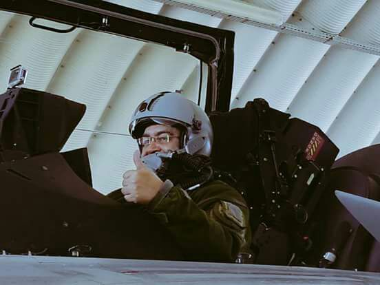 Chief of the Air Staff Air Chief Marshal BS Dhanoa going for a sortie in Rafale fighter during his ongoing visit of France on July 18th