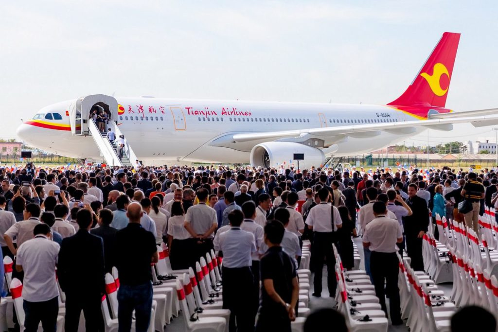 A330-Completion-Delivery-Centre-Inauguration-7