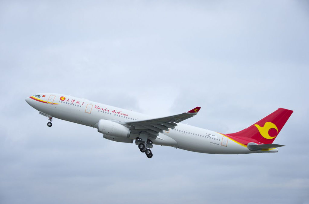 A330-Tianjin-Airlines-Delivery