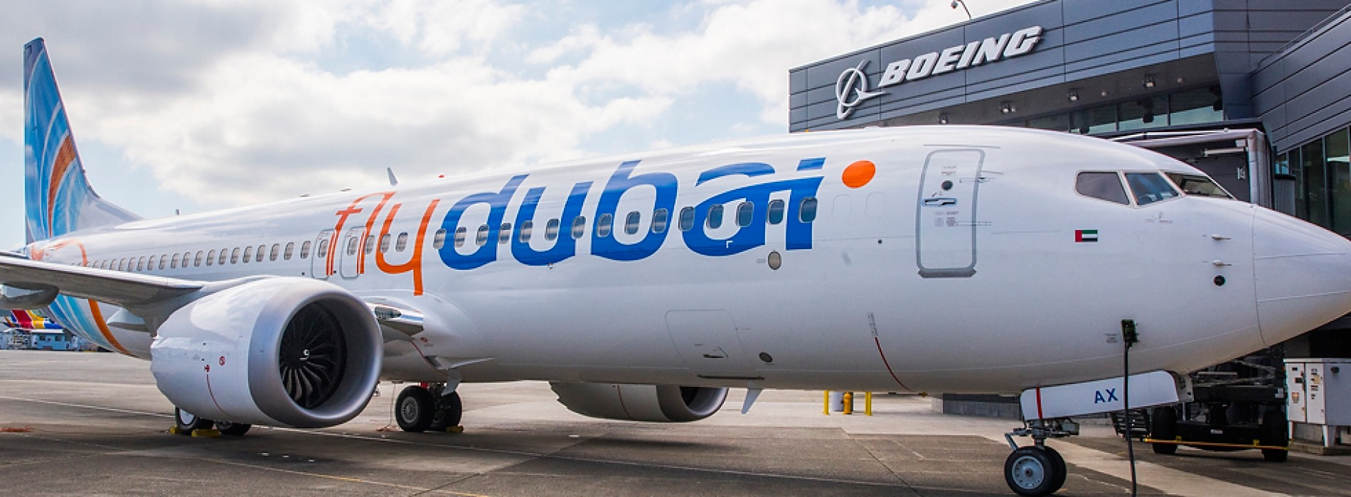Boeing flydubai Sign Historic Deal for 225 737 MAX Airplanes