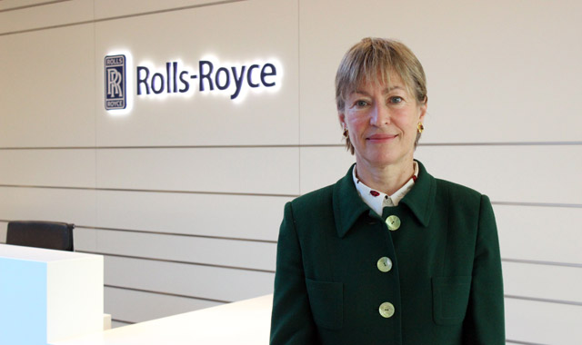 Liz Airey appointed Chair of Rolls-Royce UK Pension Fund