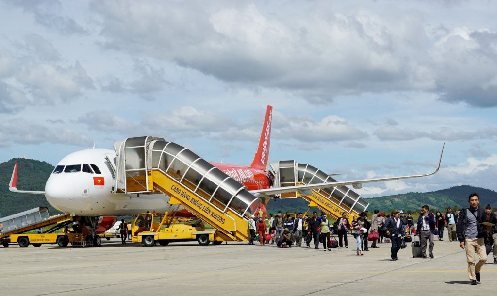 Passengers are to Enjoy Sky Festival with Vietjet