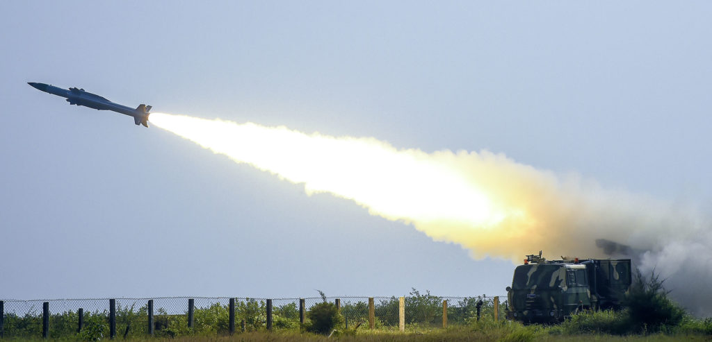 Successful Launch of Akash Missile