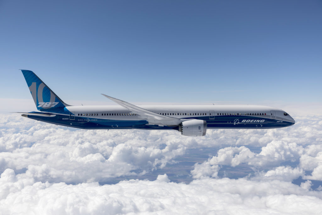 the boeing 787 dreamliner This article lists the orders and deliveries for the boeing 787 dreamliner as of october 2017 boeing 787 orders and deliveries (cumulative, by year).