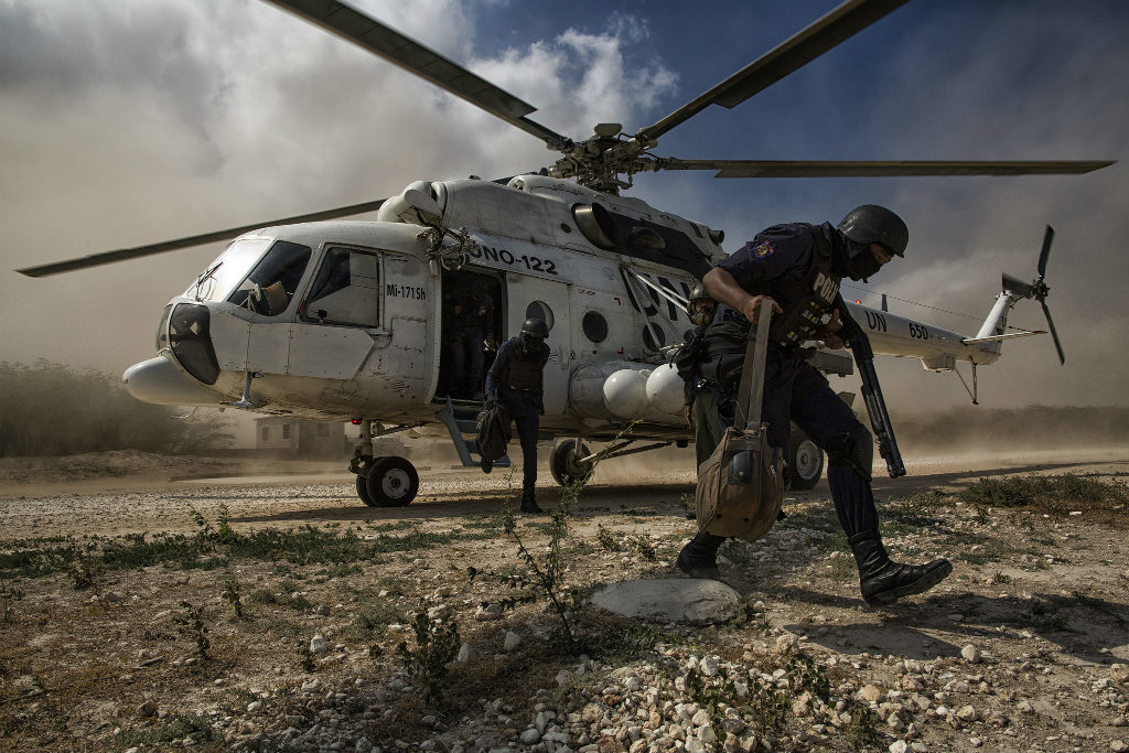 Peacekeepers saved many lives despite challenges