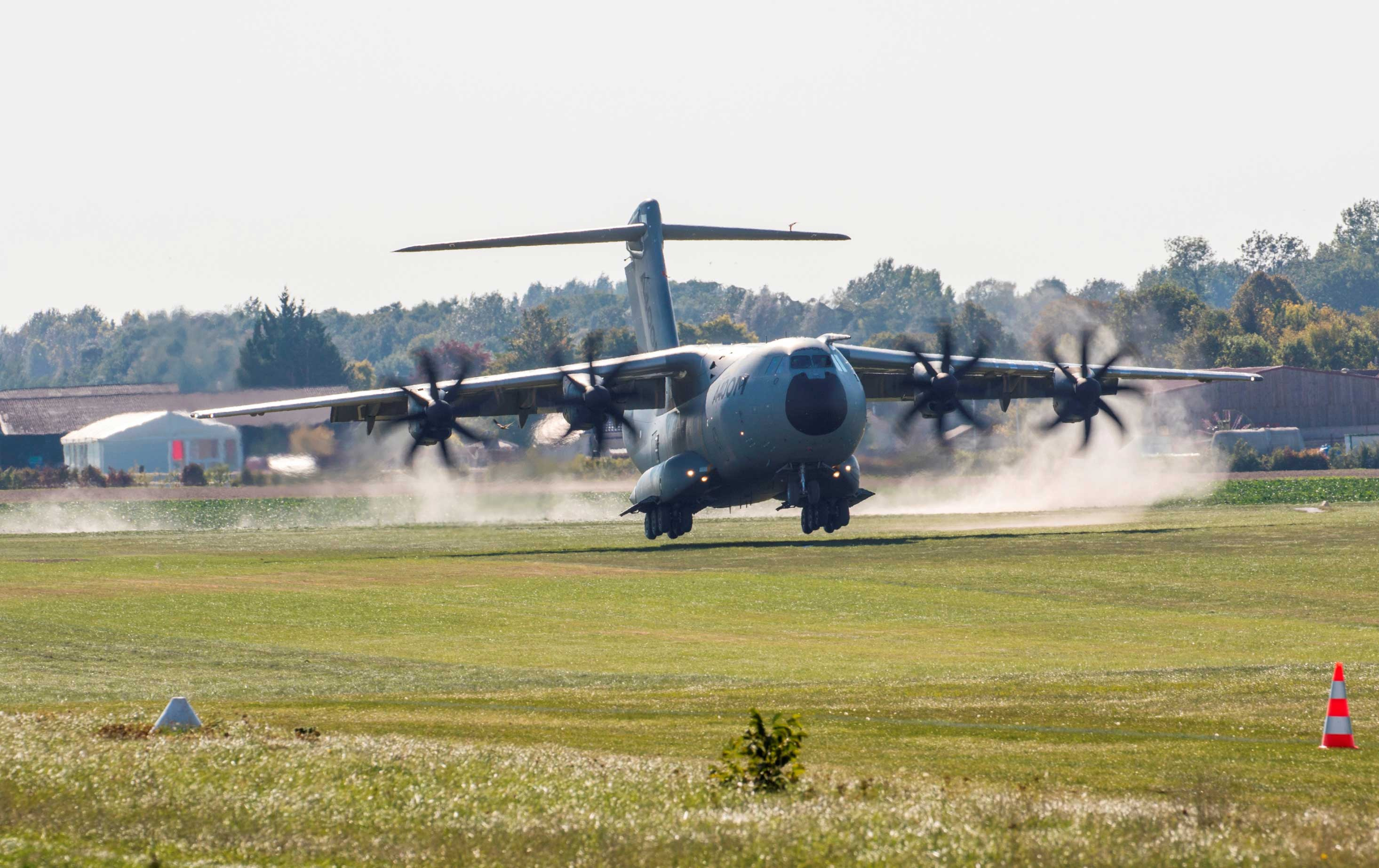 India Strategic ::  Defence Industry: Airbus A400M completes