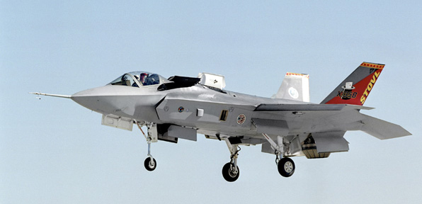India Strategic ::   Indian Navy: US offers F 35 to India as