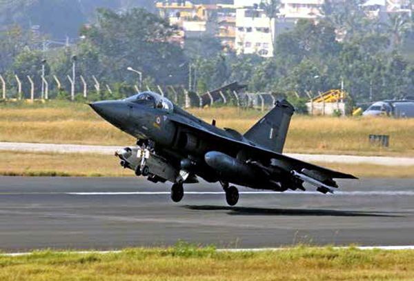 India Strategic ::  IAF: LCA Tejas Takes Off with IOC-II