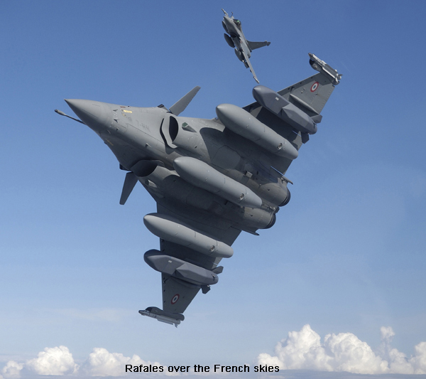India Strategic ::   Air Force: IAF downselects Eurofighter