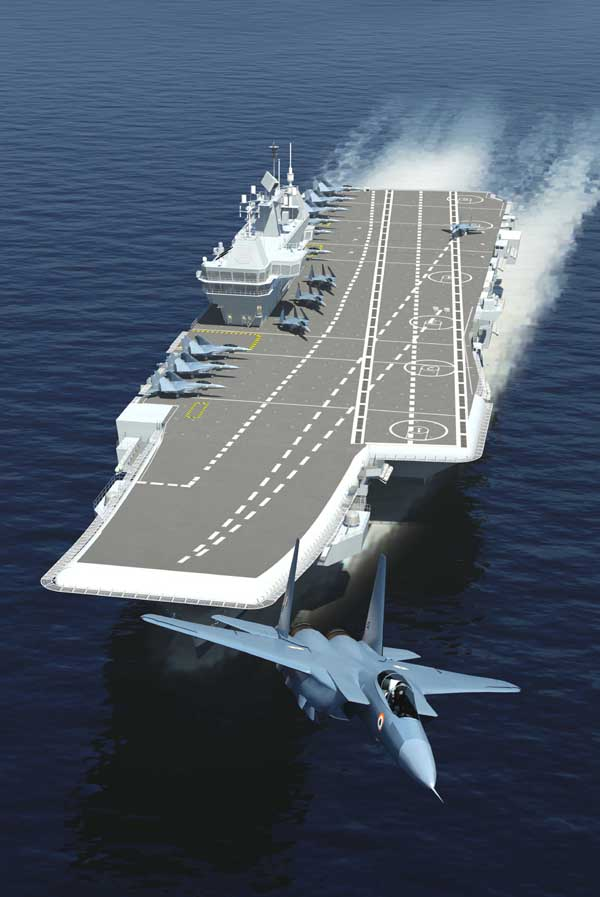 India Strategic ::  Indian Navy: Indian Navy to launch