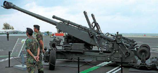 Indian army gun images
