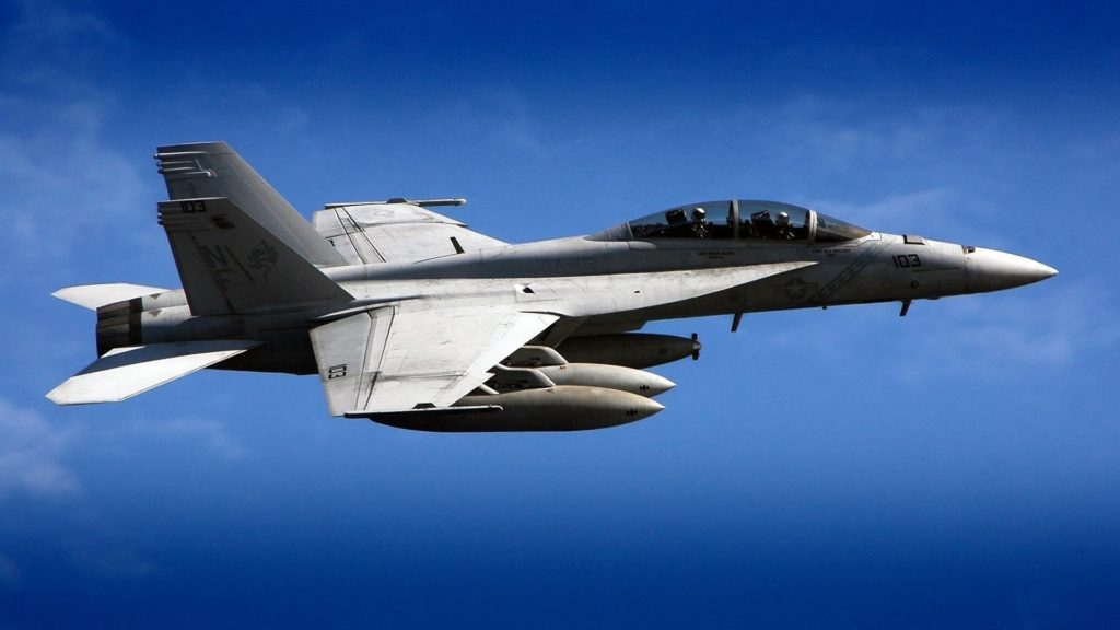 F A 18 Advanced Super Hornet Best Choice For India India Strategic