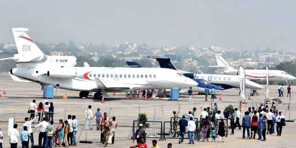 India's Civil Aviation show, Wings India, is Back – India