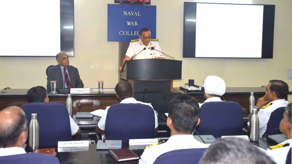 Inaugural Function of Naval Higher Command Course-32 at